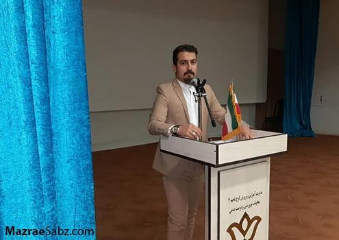 سخنرانی استاد سعیدی در همایش کار آفرینی
